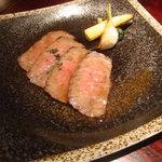 上小沢邸 - 近江牛のローストビーフ