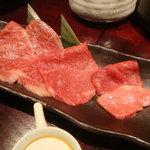 上小沢邸 - 肉