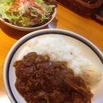 ブラザー - すっぱい豚カレー サラダセット