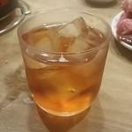 ハセガワ - 梅酒のロック