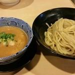 麺堂稲葉Kuki Style - 鶏白湯つけ麺‼濃厚‼