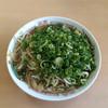 中華そば スエヒロ - 料理写真:中華そば  やさい(ねぎ・もやし) あぶら濃く〜(*^◯^*)♪
