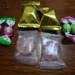 新宿高野 - お菓子いろいろ