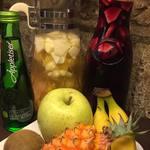 石蔵DINING 今尽 - ドリンク写真:自家製サングリア