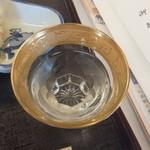 玄冶店 濱田家 - 食前酒