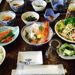 温泉旅館 水明 - 料理写真:夕食