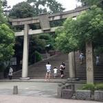 41535589 - 尾上神社のすぐそばにあります