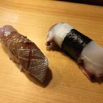 大和寿司 - 春子鯛、たこ