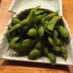 大和寿司 - お通し/だだちゃ豆