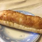 花パン - クリームパン