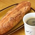 パン ドナノッシュ - 料理写真: