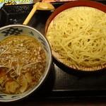 伝丸 - 肉つけ麺