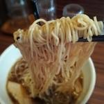アイバンラーメン - 自家製麺