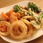 bres - いろいろ野菜のフリッター