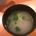 41545992 - 鶏スープ