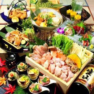 ◆歓送迎会に!3h飲み放題付コースが3,500円~◆