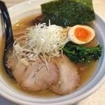 久屋 - 醤油ラーメン650円