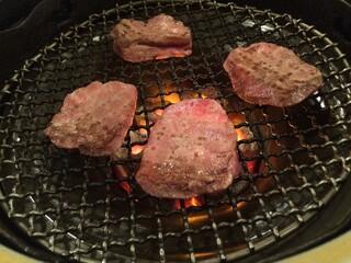 たん清 - 上タン塩焼き(2000円)