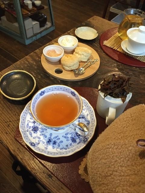 一芯二葉 - 日替り紅茶のセット