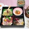 松月 - 料理写真:月替わり松花堂弁当