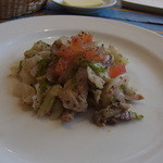 ブラッスリー・ラ・フェット - ランチコース(1350円)の本日の前菜