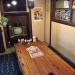 昭和食堂 - 内観写真:【9番・昭和の間】6人~8人