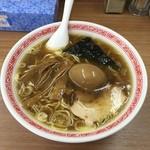 41550832 - 味玉そば750円