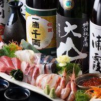 魚大将 うまかっぺや-鮮度抜群の海鮮料理
