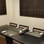 彩庵 - 個室は8人~16人まで座れます♪