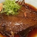 魚河岸料理 丸金酒場 - 子持ちカレイ煮付け    ¥680