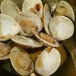 魚河岸料理 丸金酒場 - はまぐり浜焼き  ¥490