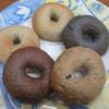 ピキニキ - 料理写真:ベーグル いろいろ