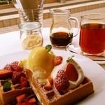 Waffle'S beulah -