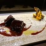 代官山 RINGRAZIARE KOJI MORITA - 岩手県産 短角牛ホホ肉の赤ワイン煮込み