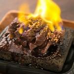国産牛フィレ肉の陽炎ステーキ マデラワインのソース