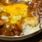 銀座 ふく太郎 - ふく焼きカレー