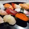 浜寿司 - 料理写真:にぎり寿司 一人前半