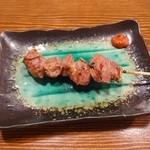 筑前屋 - ハツ(博多塩)