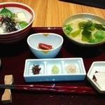 41558433 - 海鮮丼とにゅうめん