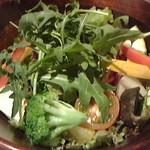 41558695 - お野菜が美味しかった!