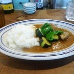 41559087 - Weekly Curry Set(ビーフカレー)