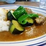 41559102 - Weekly Curry Set(ビーフカレー)