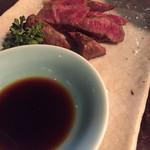 炭火和牛焼肉 じろうや - (熟成肉)牛シンシン