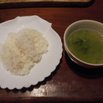 NATIVE DELI - ライスとスープもお代わり自由