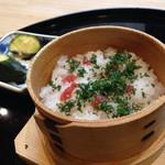 日本料理 櫻川 - おこわ