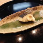 日本料理 櫻川 - すずきの焼き物