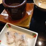 日本料理 櫻川 - 鱧しゃぶ