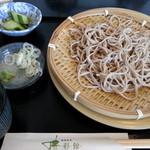 穂高食房 味彩館 - 料理写真: