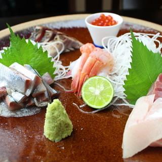 瀬戸内と全国の鮮魚をご用意☆