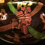 にくの匠 三芳 - 特選神戸牛のステーキ!